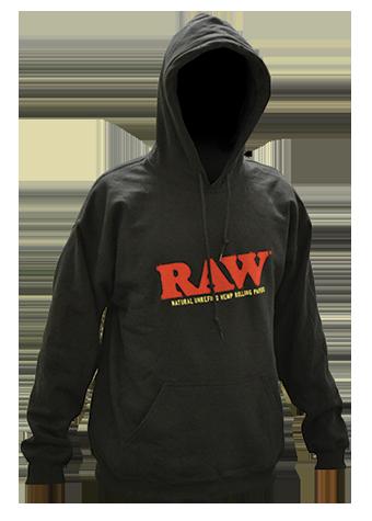 RAW-hoody-L